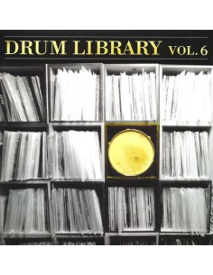 "VINILO LP DJ PAUL NICE ""DRUM LIBRARY 6"""