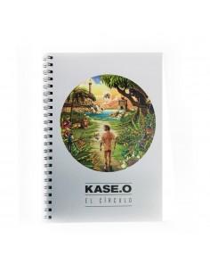 """Cuaderno A4 KASE.O """"EL CIRCULO"""""""