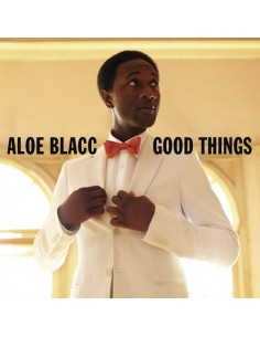 "VINILO 2LP ALOE BLACC ""GOOD THINGS"""