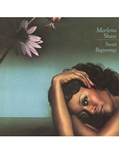 "VINILO LP MARLENA SHAW ""SWEET BEGINNINGS"""