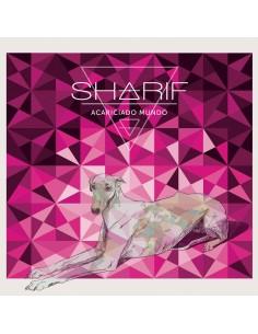 """CD SHARIF """"ACARICIANDO MUNDO"""""""