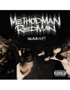 """CD METHOD MAN & REDMAN """"BLACKOUT!"""""""