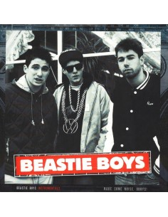 "VINILO 2LP BEASTIE BOYS ""MAKE SOME NOISE, BBOYS! INSTRUMENTALS"""