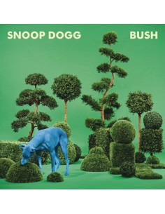 "VINILO LP SNOOP DOGG ""BUSH"" VINILO COLOREADO ED. ESPECIAL"