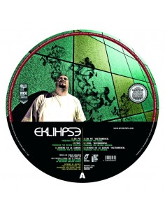"VINILO MX EKLIHPSE ""EN PIE"" Picture Disc"