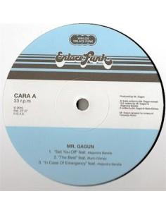 """VINILO EP MR.GAGUN """"SET YOU OFF"""""""
