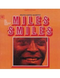 """VINILO LP MILES DAVIS QUINTET """"MILES SMILES"""""""