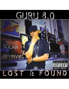 "GURU 8.0 ""LOST & FOUND"" Cd"