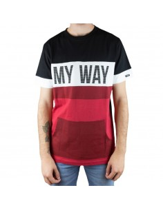 Camiseta CNF MY WAY COMBINED TILE