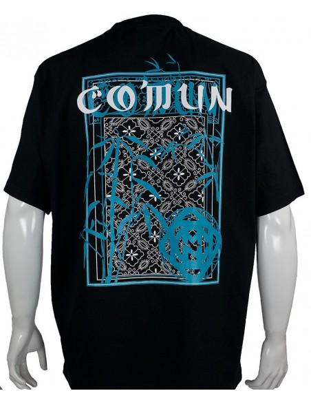 Camiseta COMUN98 BAMBU detras