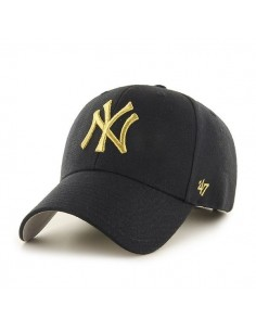 Gorra curved 47 BRAND NEW YORK YANKEES BLACK