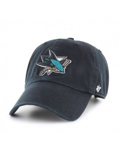 Gorra Curved visor relax fit 47 BRAND SAN JOSE SHARKS