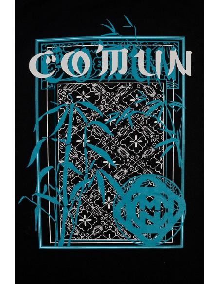Camiseta COMUN98 BAMBU detalle detras
