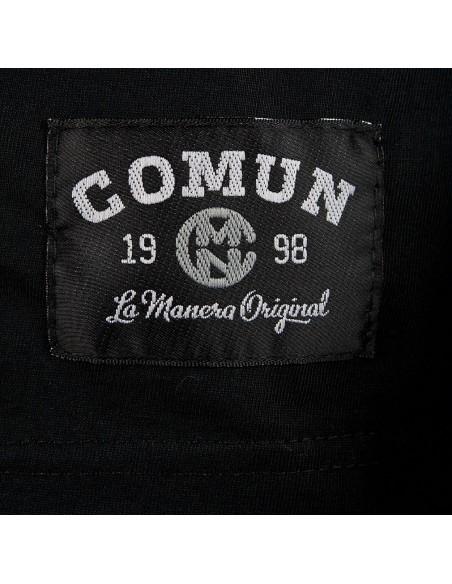 Camiseta COMUN98 BAMBU detalle delante