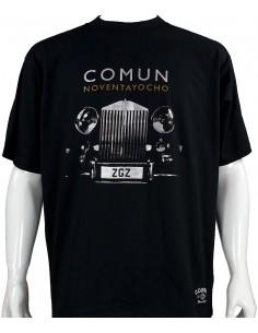 Camiseta COMUN98 ROLLS delante