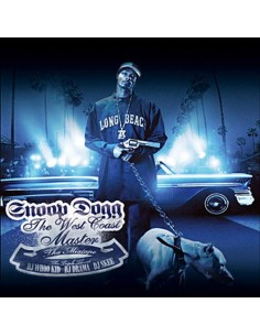 "SNOOP DOGG ""THE WEST COAST MASTER"" Cd"