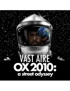 "VAST AIRE ""OX 2010: A STREET ODYSSEY"" Cd"