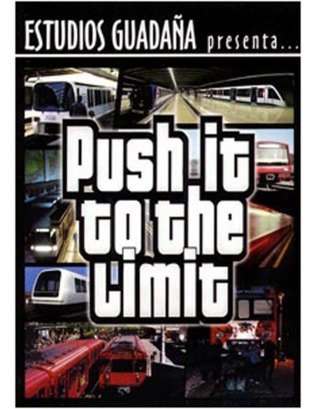 PUSH IT TO THE LIMIT Dvd