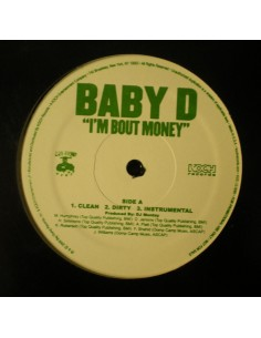 "BABY D ""I'M BOUT MONEY"" MX"