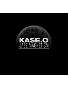 "CD DIGIPACK ""KASE.O JAZZ MAGNETISM"""
