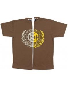 Camiseta COMUN98 SELLO MARRON