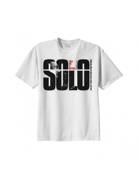 Camiseta Chico KASE.O JAZZ MAGNETISM SOLO blanco