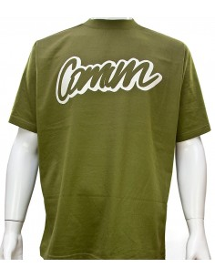 Camiseta COMUN98 TRAZO CAQUI