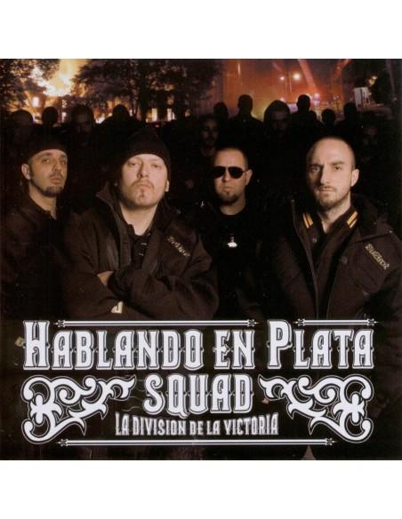 """HABLANDO EN PLATA SQUAD """"LA DIVISIÓN DE LA VICTORIA"""" CD"""
