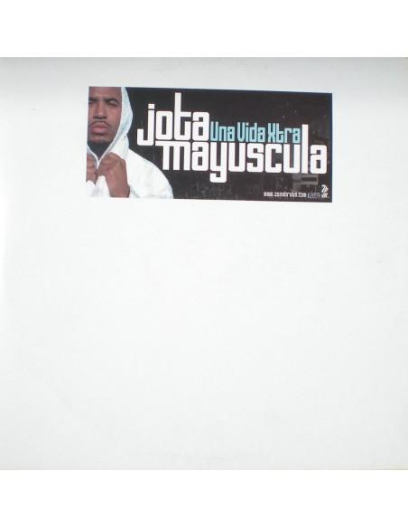 "JOTAMAYUSCULA ""UNA VIDA XTRA"" INSTRUMENTALES 3LP"