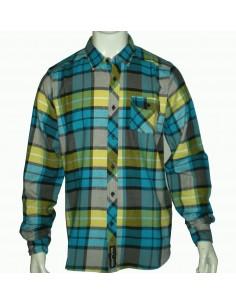 Camisa CNF SUNNY SKY FRANELL delante