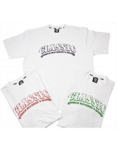 Camiseta COMUN98 CLASSIC BLANCA