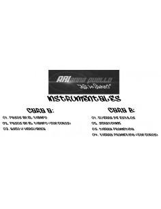 """ARIANNA PUELLO """"ASÍ LO SIENTO"""" INSTRUMENTALES LP"""