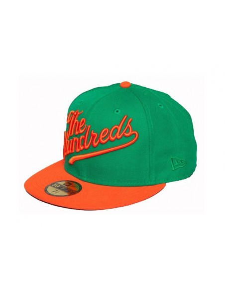 Gorra THE HUNDREDS SLANT GREEN