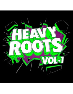 "HEAVY ROOTS ""VOL.1"" Cd"