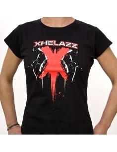 Camiseta Chica XHELAZZ X