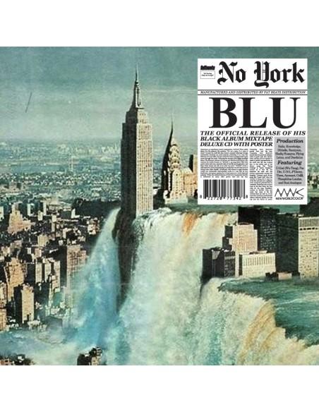 "BLU ""YORK"" Cd"