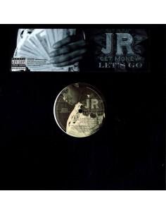 """JR """"GET MONEY LET'S GO"""" MX"""