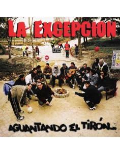 """LA EXCEPCIÓN """"AGUANTANDO EL TIRÓN..."""" CD"""