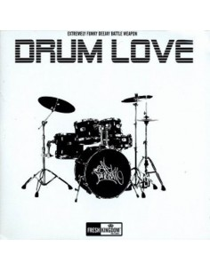 "CALAGAD13 ""DRUM LOVE"" LP"