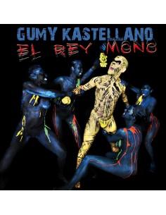 """GUMY KASTELLANO """"EL REY MONO"""" Cd"""