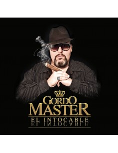 "GORDO MASTER ""EL INTOCABLE"" Cd"