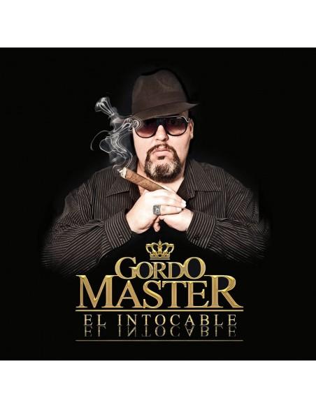 """GORDO MASTER """"EL INTOCABLE"""" Cd"""