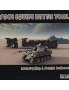 "DJ LOOMY ""FOOL EQUIPE BATTLE TOOL"" LP"