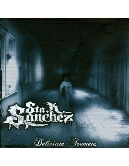 "STA.K SANCHEZ ""DELIRIUM TREMENS"" Cd"