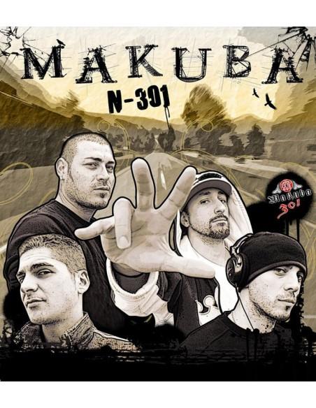 "MAKUBA ""N-301"" Cd"