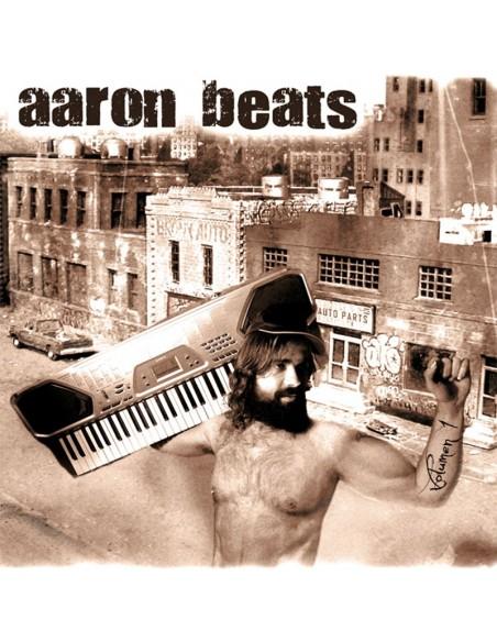 """AARON BEATS """"VOLUMEN 1"""" 2Cd"""