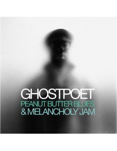"GHOSTPOET ""PEANUT BUTTER BLUES & MELANCHOLY JAM"" Cd"