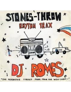 "DJ ROMES ""RHYTHM TRAX"" LP"
