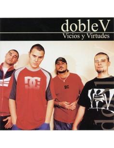 """VIOLADORES DEL VERSO """"VICIOS Y VIRTUDES"""" Cd"""