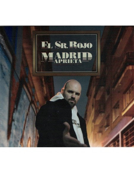 "EL SR. ROJO ""MADRID APRIETA"" 2LP"
